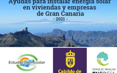 Abierto el plazo de ayudas para instalar energía solar en viviendas y empresas de Gran Canaria