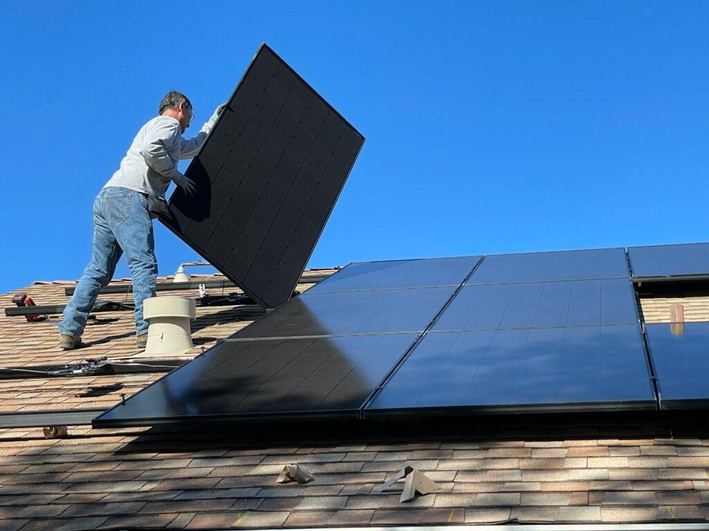 que tipos de paneles solares conviene instalar