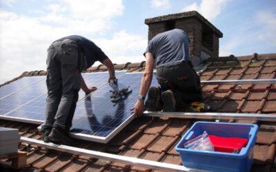 ¿Cómo es vivir con paneles solares?