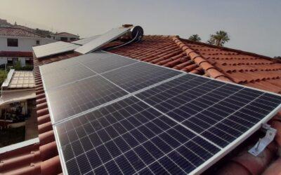 Cómo orientar los paneles solares de tu hogar